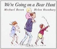 bear hunt book